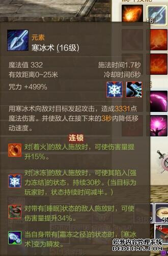皇图私服幻羽法师PVP心得 技能解析