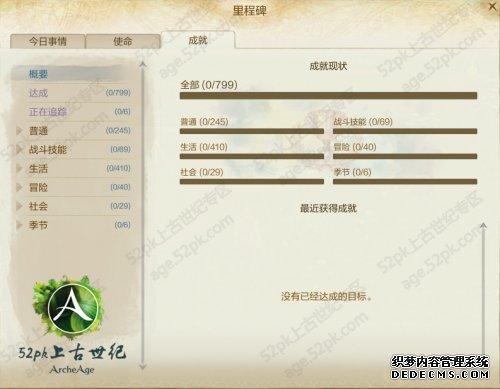 皇图私服里程碑玩法介绍 记录游戏中每一步